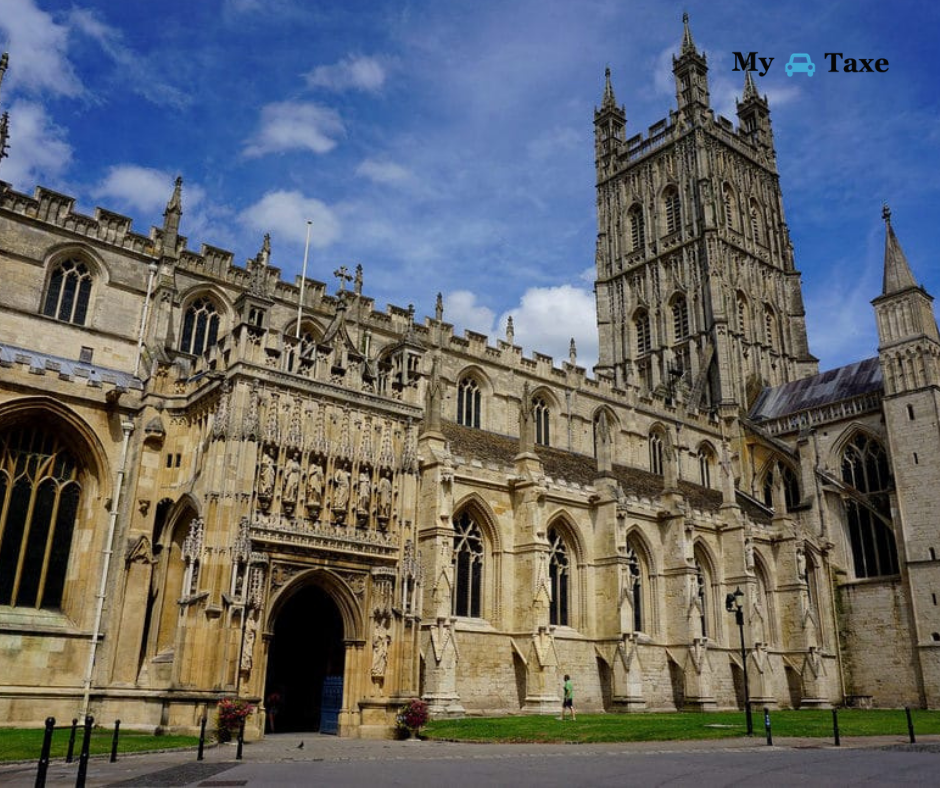 Lowest fare taxi and minicabs from Gloucester to All Towns in UK