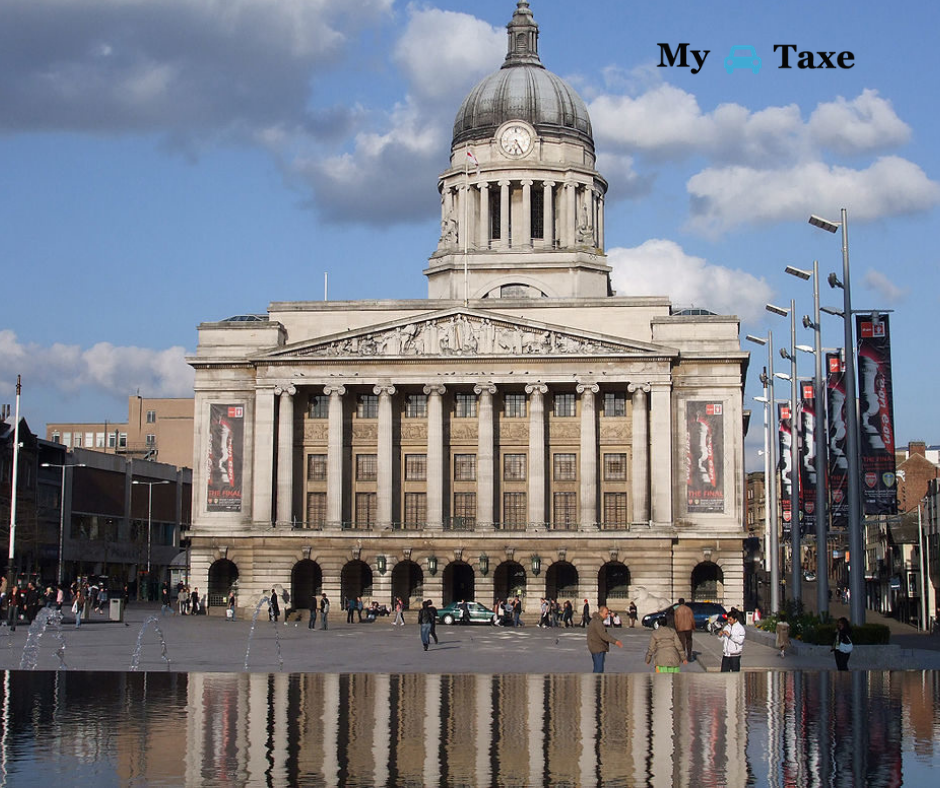 Lowest fare taxi and minicabs from Nottingham to All Towns in UK