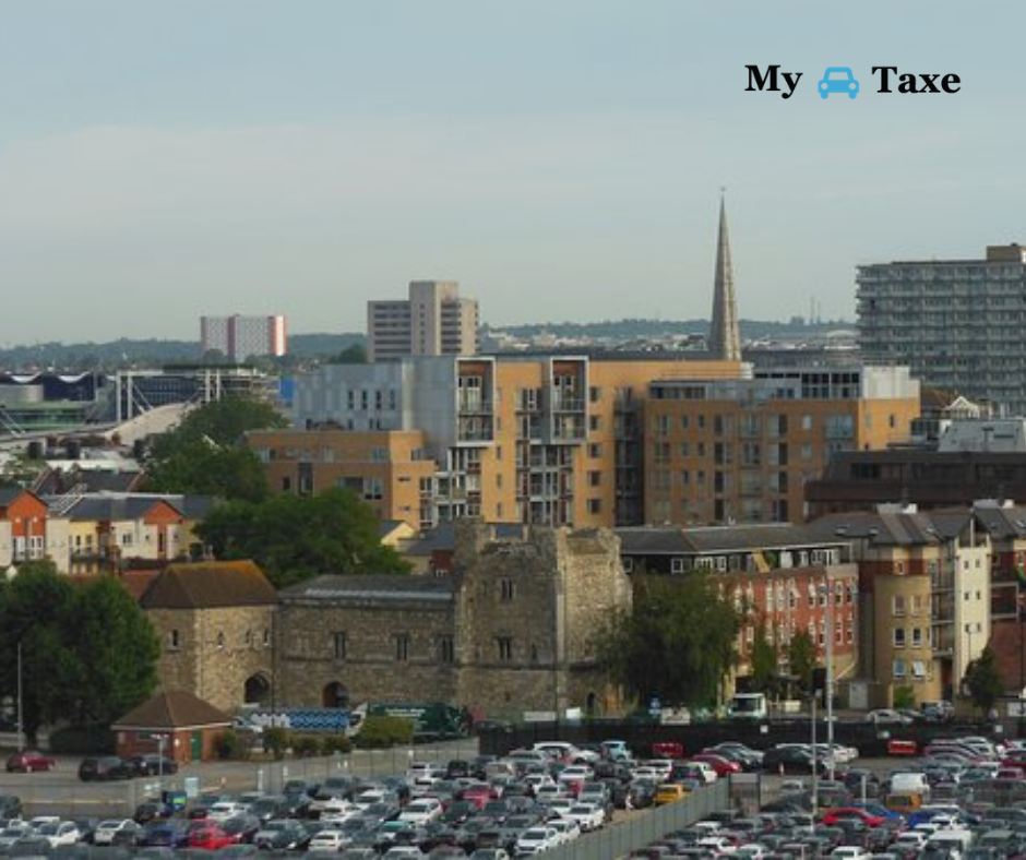 Lowest fare taxi and minicabs from Southampton to All Towns in UK